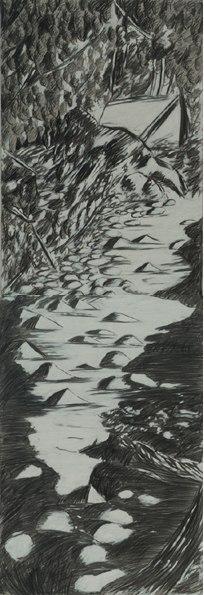 Promenade au bord de la rivière